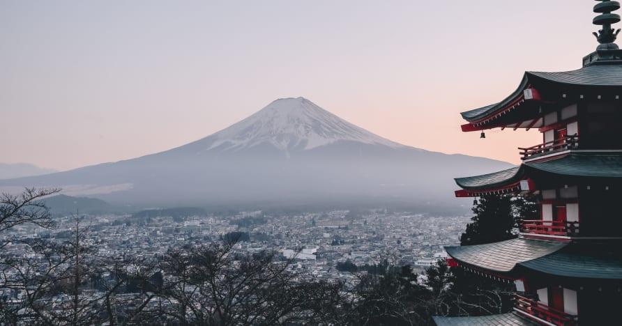 Primer CFD criptográfico en Japón