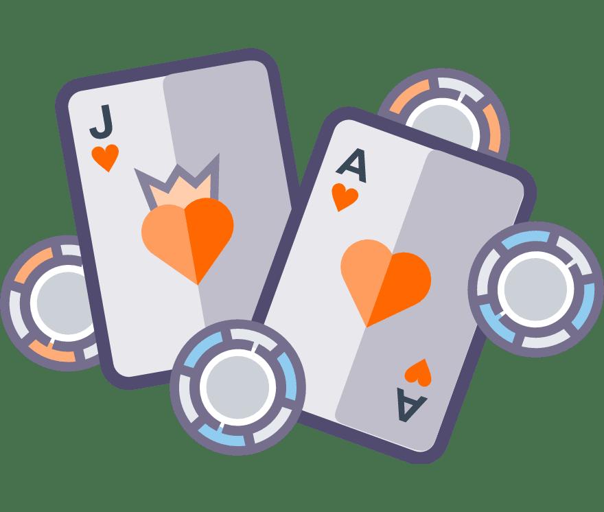 Juega Blackjack en vivo en línea: los mejores casinos de ២០២១