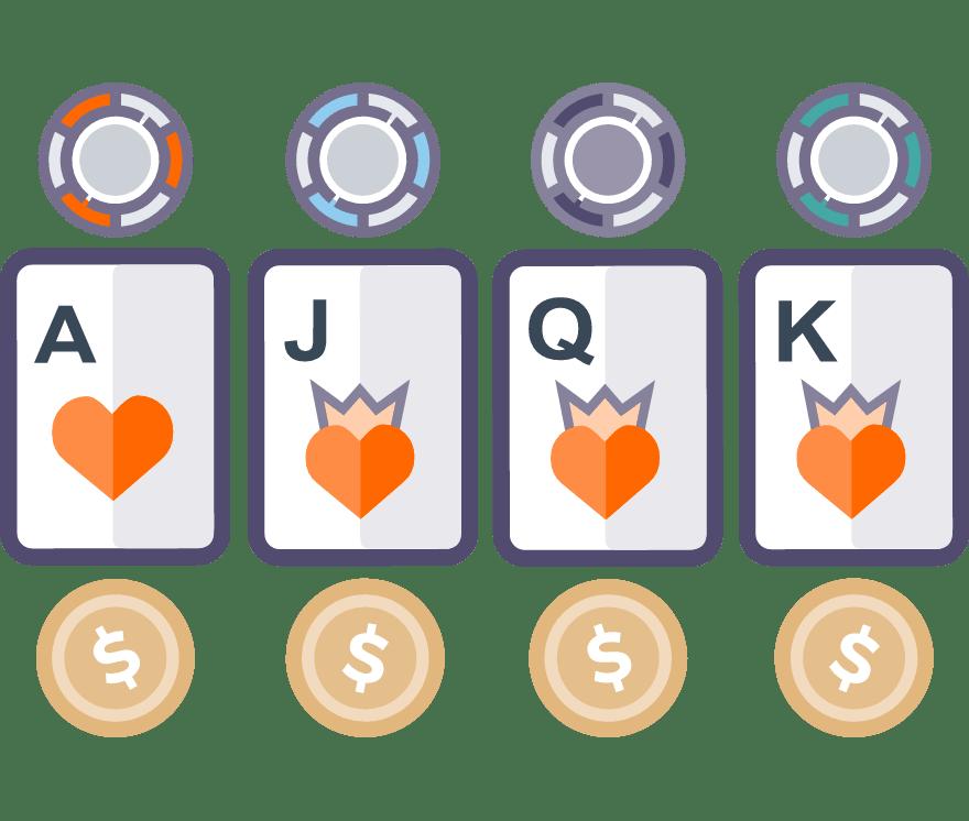 Los  mejores sitios de Casino de Faraón en línea en Columbia