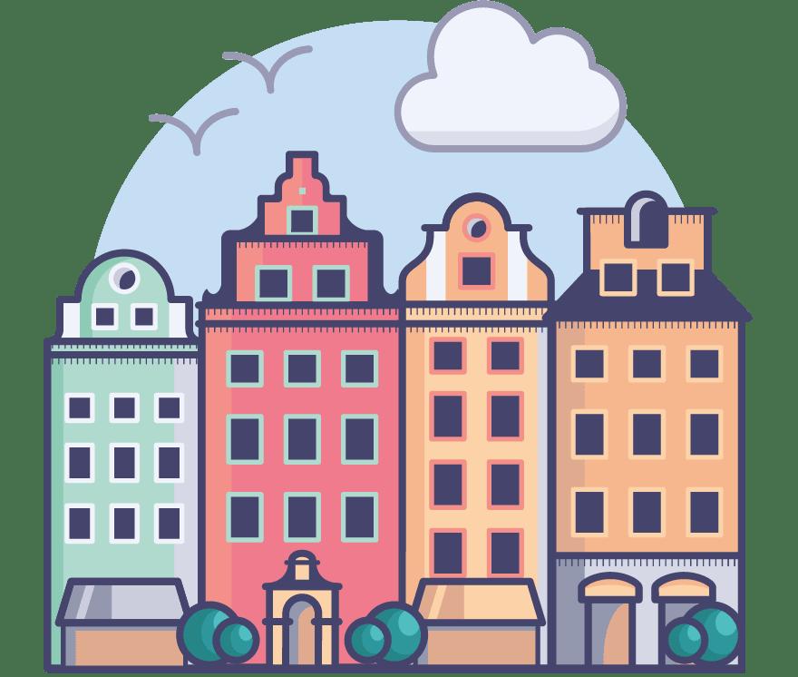 Los Mejores Casinos Online en Suecia