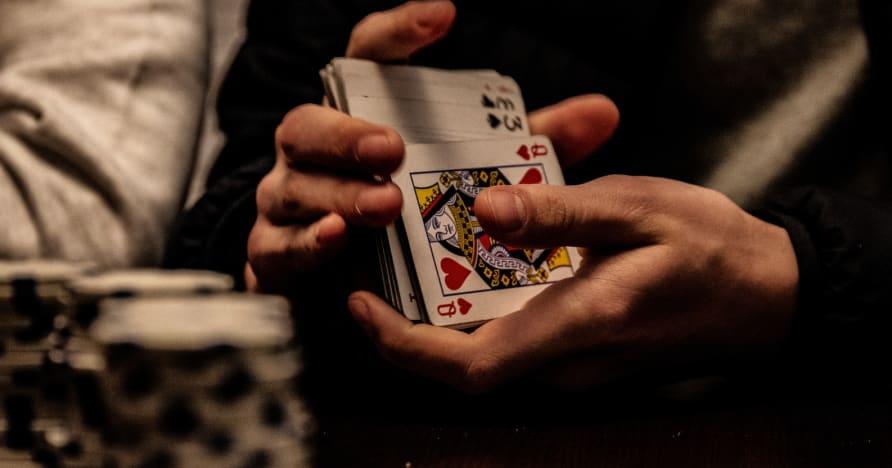 Matemáticas en el video póquer en línea